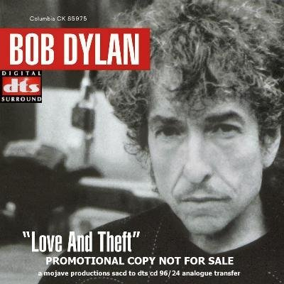 Bob Dylan - Love And Theft (2001) DTS 5.1
