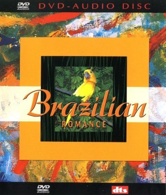 VA - Brazilian Romance (2003) DVD-Audio