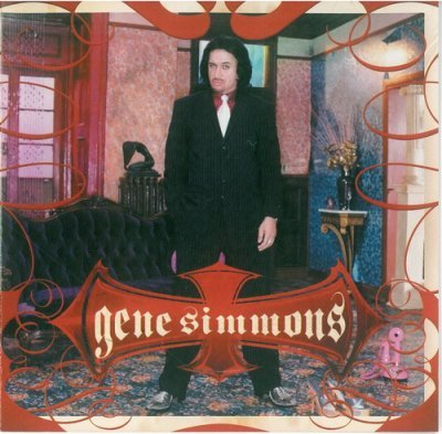 Gene Simmons - Asshole (2004) DVD-Audio