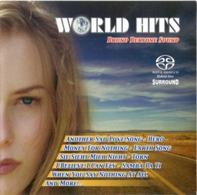 Bruno Bertone Sound - World Hits (2003) DVD-Audio