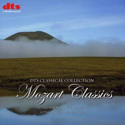 London Symphony Orchestra/Don Jackson - Mozart Classics (2005) DVD-Audio