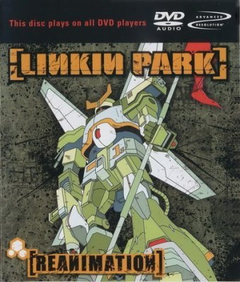 Linkin Park - Reanimation (2002) DVD-Audio