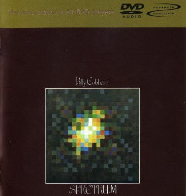Billy Cobham - Spectrum (2001) DVD-Audio
