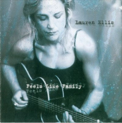 Lauren Ellis - Feels Like Family (2004) DVD-Audio