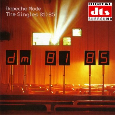 Depeche Mode - The Singles 81>85 (2010) DTS 5.1