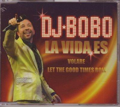 DJ BoBo – La Vida Es (2012) Flac