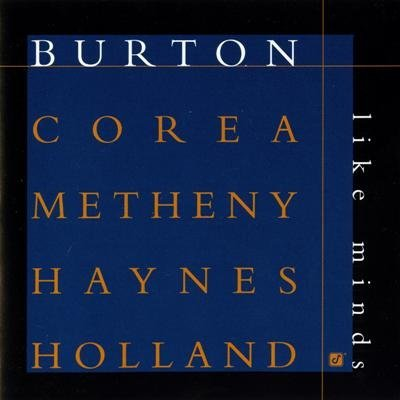 Gary Burton - Like Minds (2003) DVD-Audio