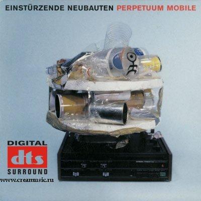 Einstürzende Neubauten - Perpetuum Mobile (2004) DTS 5.1