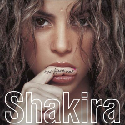 Shakira - Oral Fixation Tour [Live] (2007) DVD-Audio