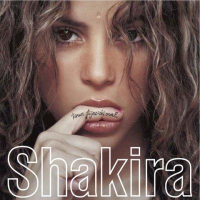 Shakira - Oral Fixation Tour [Live] (2007) DVD-Audio