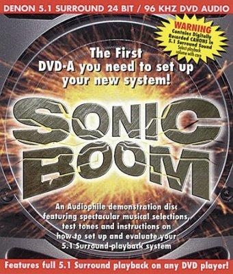VA - Denon - Sonic Boom (2000) DVD-Audio