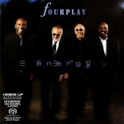 Fourplay - Energy (2008) DVD-Audio