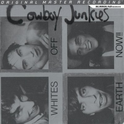 Cowboy Junkies - Whites Off Earth Now!! (2007) SACD-R