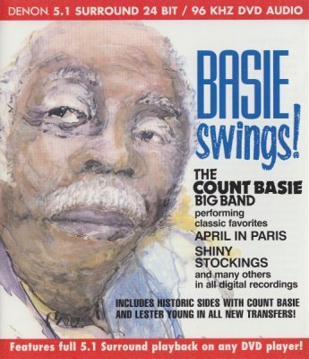 The Count Basie Big Band - Basie Swings (2002) DVD-Audio