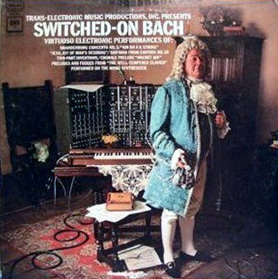 Walter Carlos - Switched On Bach (1968) DTS 4.0