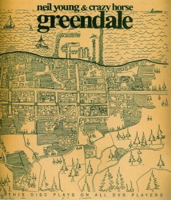 Neil Young & Crazy Horse - Greendale (2003) DVD-Audio