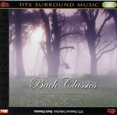 London Symphony Orchestra - Bach - Classics (2005) DVD-Audio