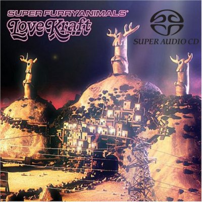 Super Furry Animals - Love kraft (2005) SACD-R