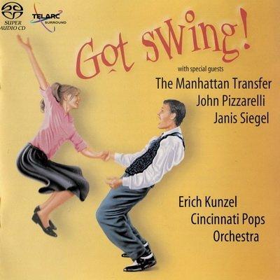 Erich Kunzel, Cincinnati Pops Orchestra - Got Swing! (2003) SACD-R