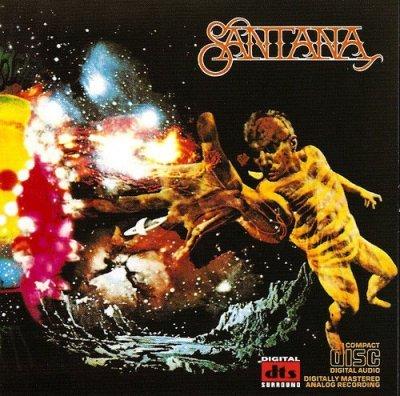 Carlos Santana - Santana III (2000) DTS 5.1