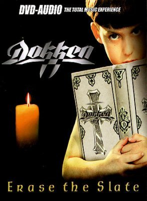 Dokken - Erase The Slate (2002) DVD-Audio