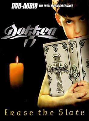 Dokken - Erase The Slate (2002) DVD-Audio