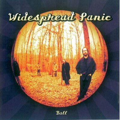 Widespread Panic - Ball (2003) DVD-Audio