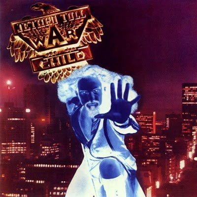 Jethro Tull - Warchild (1974) DVD-Audio