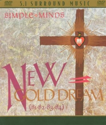 Simple Minds - New Gold Dream (81-82-83-84) (2005) DVD-Audio