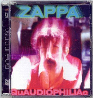 Frank Zappa - QuAUDIOPHILIAc (2004) DVD-Audio