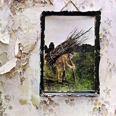 Led Zeppelin - Led Zeppelin IV (1971) DTS 5.1