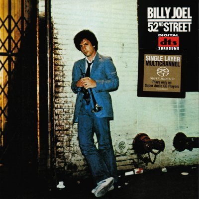 Billy Joel - 52nd Street (1999) DTS 5.1