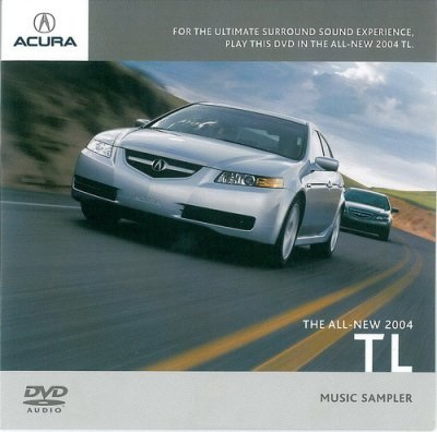 VA - Acura TL The All New Music Sampler (2004) DVD-Audio