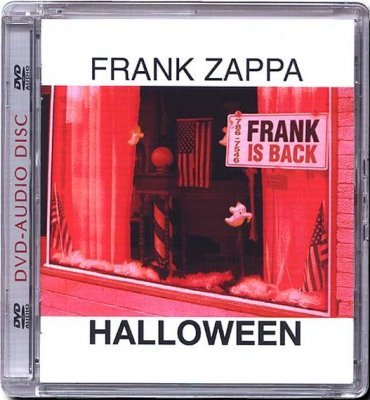 Frank Zappa - Halloween (2003) DVD-Audio
