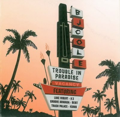 B. J. Cole - Trouble in Paradise (2004) DVD-Audio