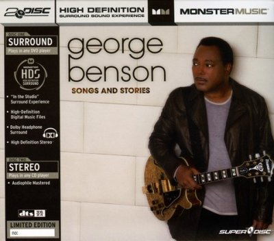 George Benson - Songs And Stories (2009) Audio-DVD