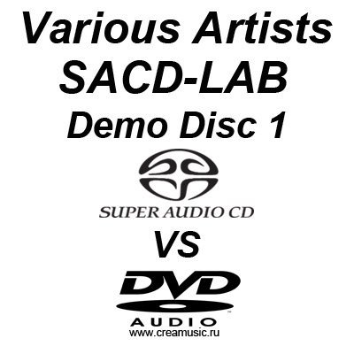 VA - SACD-LAB Demo Disc 1 (2008) DVD-Audio