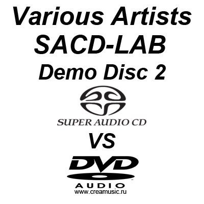 VA - SACD-LAB Demo Disc 2 (2008) DVD-Audio