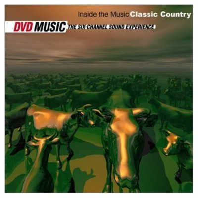 VA - Inside The Music - Classic Country (2001) DVD-Audio