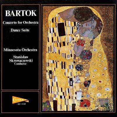 Bela Bartok - Concerto for Orchestra (Dance Suite) (1978) DTS 5.0