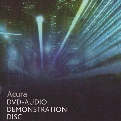 VA - Acura RDX Demonstration Disc (2006) DVD-Audio