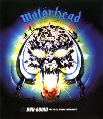 Motörhead - Overkill (2003) DVD-Audio + DTS 5.1