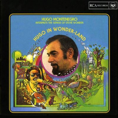 Hugo Montenegro - Hugo In Wonder-Land (1974) DTS 4.1