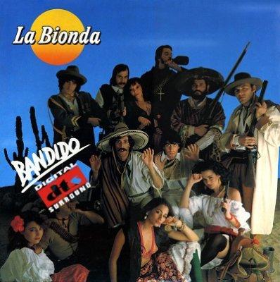 La Bionda - Bandido (1979) DTS 5.1