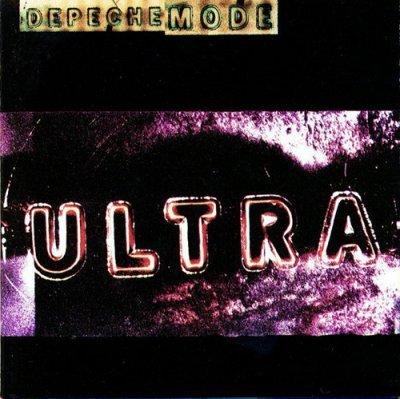 Depeche Mode - Ultra (2007) Audio-DVD