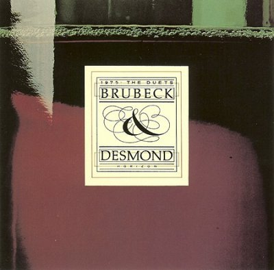 Dave Brubeck and Paul Desmond - The Duets (1975) DTS 4.1