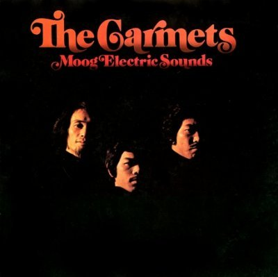 The Carmets - Moog Electric Sounds (1973) DTS 4.1