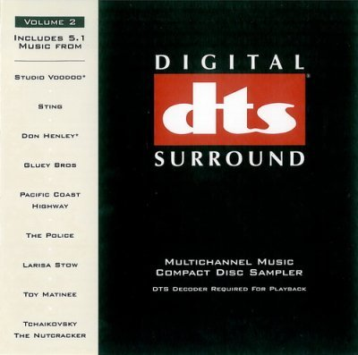 VA - DTS Multichannel Music Compact Disc Sampler Vol.2 (2000) DTS 5.1