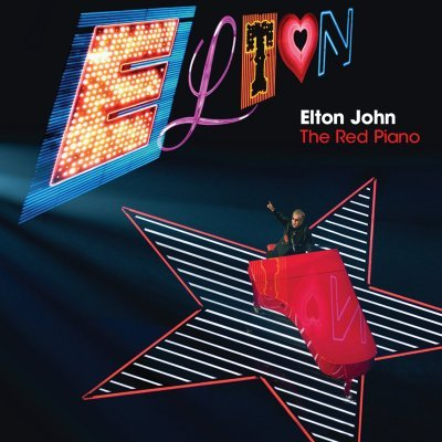Elton John - The Red Piano (2008) DTS 5.1