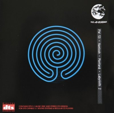 Lorenzo Montana & Pete Namlook - Labyrinth II (2011) DTS 5.1